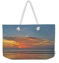 Jordan's First Sunrise Weekender Tote Bag
