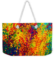 Joseph's Coat Trees Weekender Tote Bag
