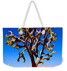 Joshua Tree Dark Weekender Tote Bag