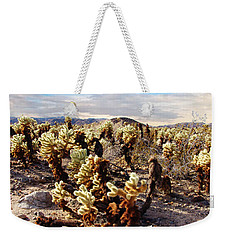 Joshua Tree National Park 3 Weekender Tote Bag