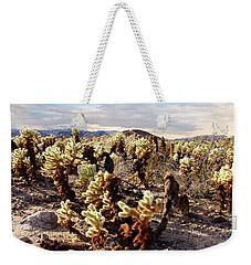 Joshua Tree National Park 3 Weekender Tote Bag