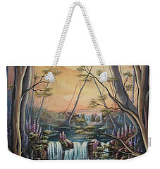 Journey Into A Dream Weekender Tote Bag
