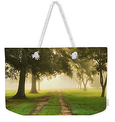Journey Into Fall Weekender Tote Bag