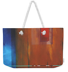 Journey No. 2 Weekender Tote Bag