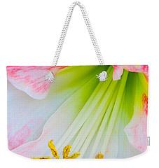 Joy Weekender Tote Bag by David Lawson