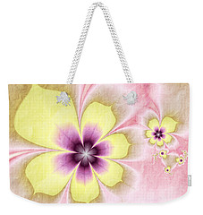 Joy Weekender Tote Bag by Gabiw Art