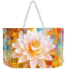 Joy Of Life Weekender Tote Bag by Jaison Cianelli