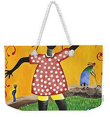 Joy's Promise Weekender Tote Bag