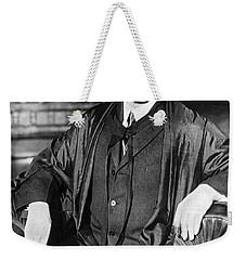 Judge Monaghan At Thaw Trial Weekender Tote Bag