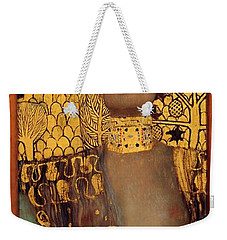 Judith And The Head Of Holofernes Weekender Tote Bag