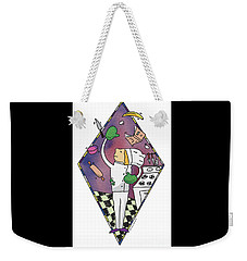 Juggling Chef Weekender Tote Bag