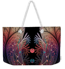Juggling Weekender Tote Bag by Gabiw Art