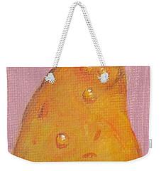 Juicy Pear Weekender Tote Bag