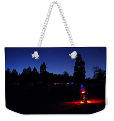 Julian Night Lights 2013 Weekender Tote Bag