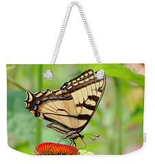 July Swallowtail Weekender Tote Bag