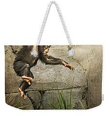 Jump For Joy Weekender Tote Bag by Jamie Pham
