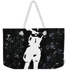 Jump Shot Weekender Tote Bag