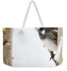 Junco And Oak Weekender Tote Bag