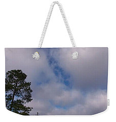Sunday Morning Worship Weekender Tote Bag