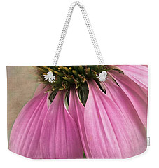 June Coneflower Weekender Tote Bag