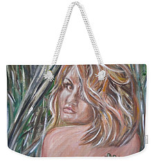 Jungle Nymph Weekender Tote Bag