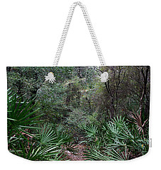 Jungle Trek Weekender Tote Bag by David Troxel