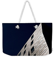 Just A Facade Weekender Tote Bag by Rona Black