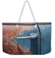 Just A Little Wax Weekender Tote Bag