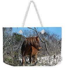 Just Another Day At The Beach Weekender Tote Bag by Photographic Arts And Design Studio