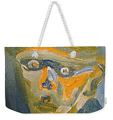 Just Another Face Weekender Tote Bag