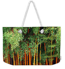 Just Bamboo Weekender Tote Bag by Sue Melvin