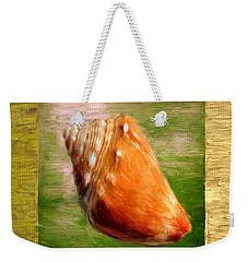 Just Beachy Weekender Tote Bag by Lourry Legarde