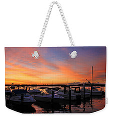 Just Before Dawn Weekender Tote Bag