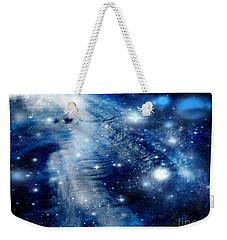 Just Beyond The Moon Weekender Tote Bag