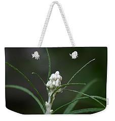 Just Budding Weekender Tote Bag by Denyse Duhaime
