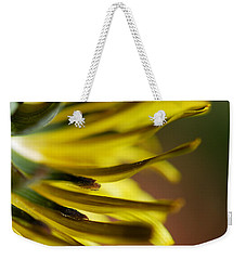 Weekender Tote Bag featuring the photograph Just Dandy by Wendy Wilton