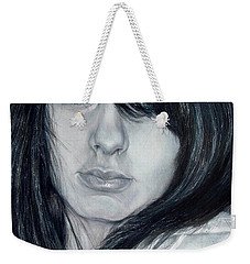 Just Me Weekender Tote Bag by Shana Rowe Jackson