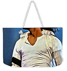 Just Michael Weekender Tote Bag