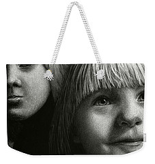 Just Playing Weekender Tote Bag by Sandra LaFaut