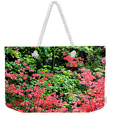 Just Pretty Weekender Tote Bag