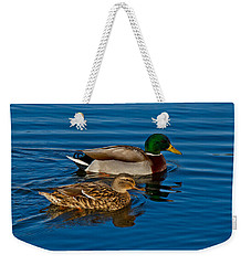 Just Swimming Along Weekender Tote Bag