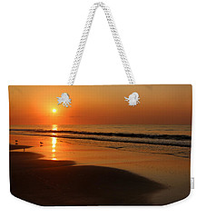 Weekender Tote Bag featuring the photograph Just The Four Of Us by Ben Shields