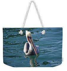 Just Wading Weekender Tote Bag