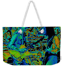 Jwinter #5 Enhanced Colors 1 Weekender Tote Bag