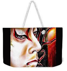 Kabuki Three Weekender Tote Bag