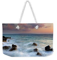 Kahoolawe Sunset Weekender Tote Bag