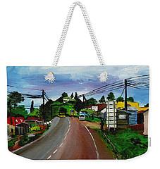Kaihura Trading Center Weekender Tote Bag
