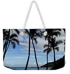 Kalapaki Beach Kauai Weekender Tote Bag