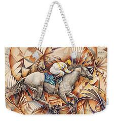 Kaleidoscope Rider Weekender Tote Bag