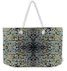 Kaleidoscope - Shingles 1 Weekender Tote Bag by Andy Shomock